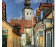 Södra kyrkogatan, Visby
