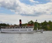 Skärgårdsbåten Gustafsberg