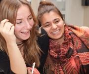 skolfotografering, elever