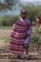 _Masajbarn i en masajby Tanzania
