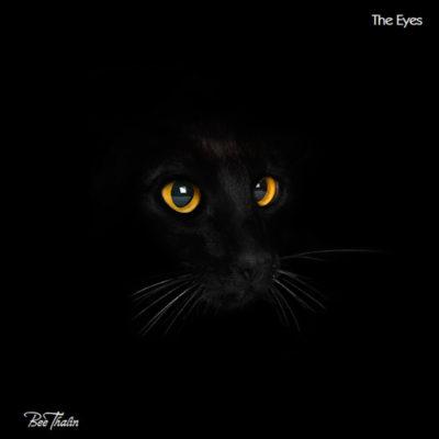 The Eyes, black cat