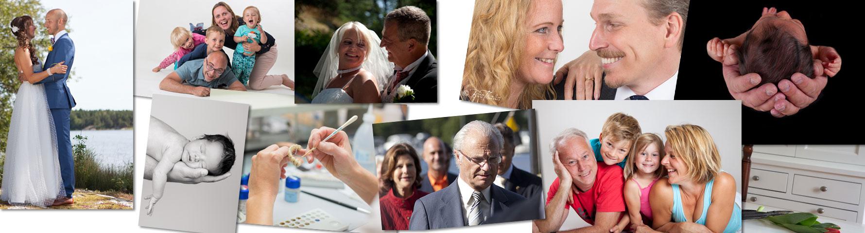 Fotograf - bröllopfotograf, familjefotograf, barnfotograf, bebisfotograf, studiofotograf, värmdöfotograf