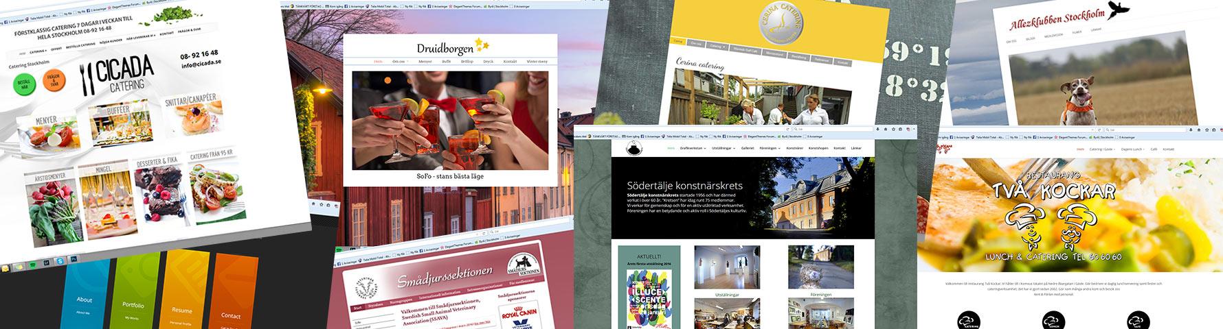 Webbdesigner Nacka Värmdö