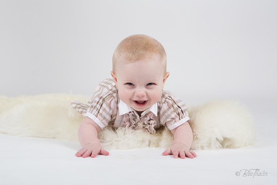 bebis på fäll